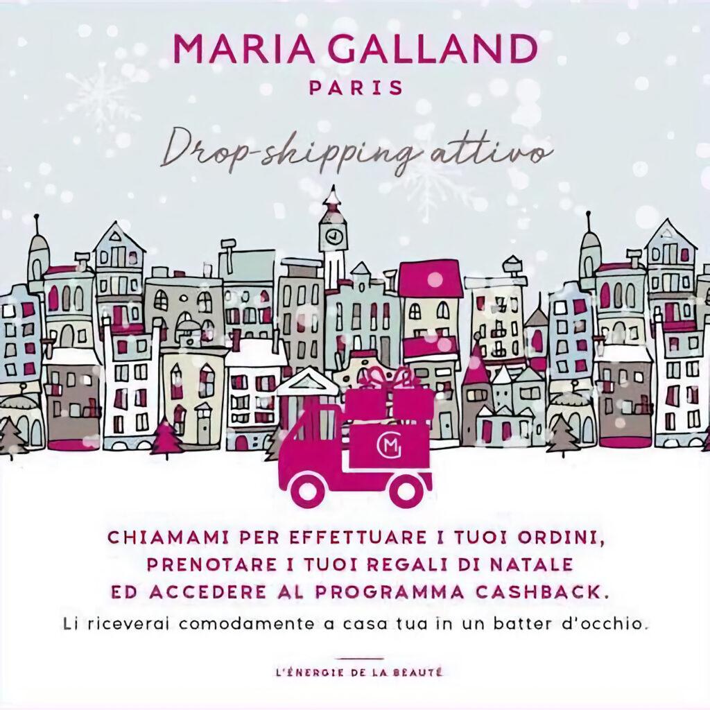 Maria galland Paris Beauty Routine a casa con Studio medico Adigrat di Milano